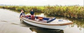 Elektromotor für Boote - 10 kW