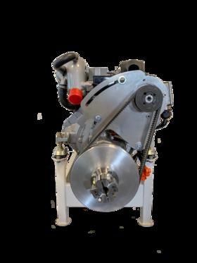 Hybride aandrijving voor boten - 4 kW