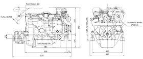 Craftsman Marine CM4.52 Schiffsmotor