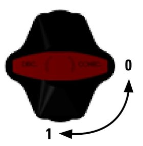 Accuschakelaar 600A - DD.050.21600 (Craftsman Marine)