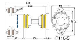 Python Drive P110-S