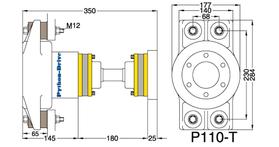Python Drive P110-T