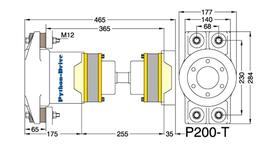 Python Drive P200-T