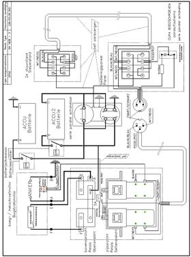 CUPA CP50 gereviseerde boegschroefmotor (met inruil)