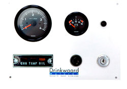 Motometer Engine Instruments