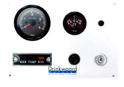 Motometer motorinstrumenten