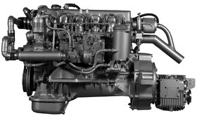 Mercedes OM 617 conversion kit