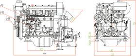 Marine Power Diesel MPD4.40
