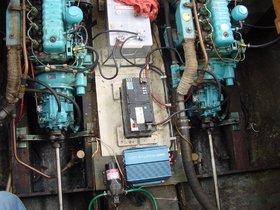 Inbouwen van twee Mitsubishi S4L2 motoren