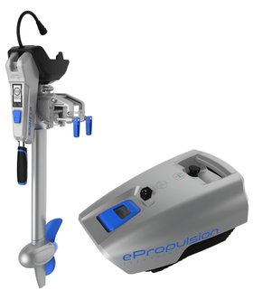 ePropulsion Spirit 1.0R (long shaft - remote throttle)