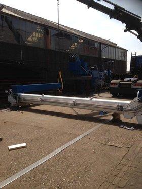 Boatlift Installation