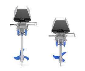 ePropulsion Navy 3.0 (kortstaart - afstandsbediening)