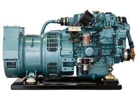 Mitsubishi generator 20 kVa