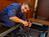 Reparatur von Schiffsmotoren